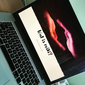 Online Reiki Webinar